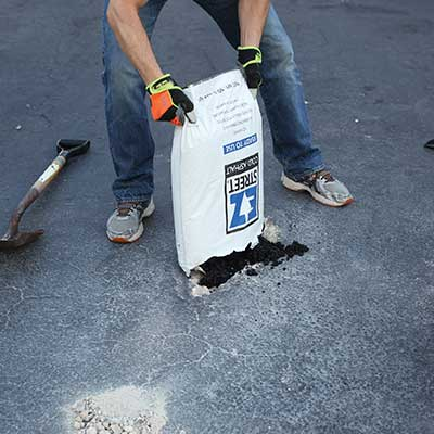 How Do I Repair The Pothole In My Driveway