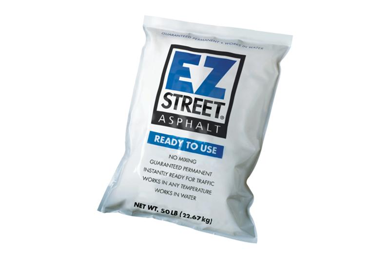 Tire Patch Cost >> EZ Street Cold Patch Asphalt Products